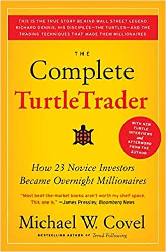 The Complete TurtleTrader - Michael W. Covel